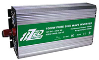 1000 Watt Pure Sine Wave Power Inverter (2000W Surge)