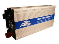 2400 Watt Power Inverter 12 volt side