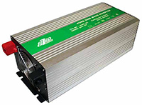 3500 Watt Pure Sine Wave Power Inverter (7000W Surge) 24 volt