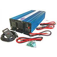 Power Inverter 12volt 4000W (8000W Peak) front