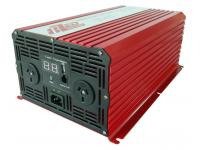 2000 Watt Pure Sine Wave Power Inverter/Charger (4000W Surge) 12V 8ZED
