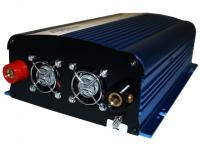 12 volt Power Inverter 1000 Watt (2000 Watt Peak) back