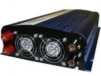 12 volt Power Inverter 2000 Watt (4000 Watt Peak) back