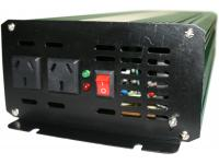 12V 1500 Watt Pure Sine Wave Power Inverter (3000W Surge) front